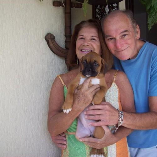 Tereza, Gloria, Martin Waters